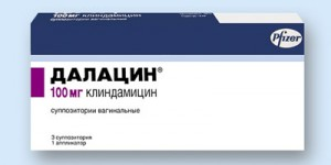 Препарат Далацин